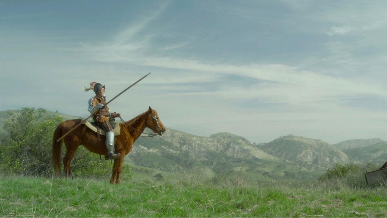 Don Quixote Still - H 2015
