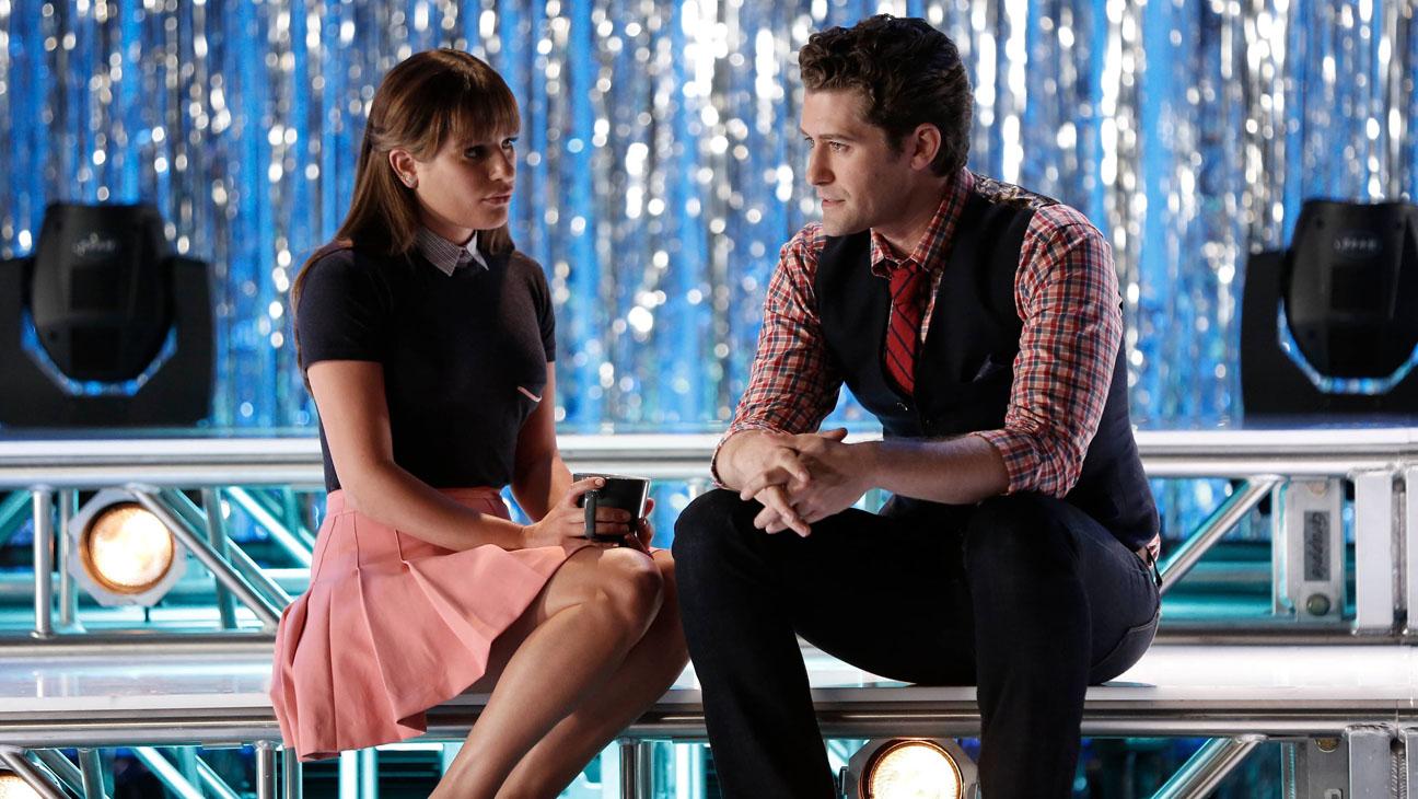 Glee Season 6 Lea Michele Matthew Morrison - H 2015