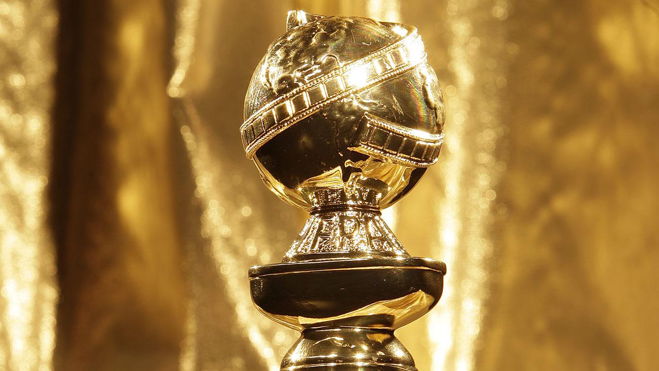 Golden Globes Statue - H 2015