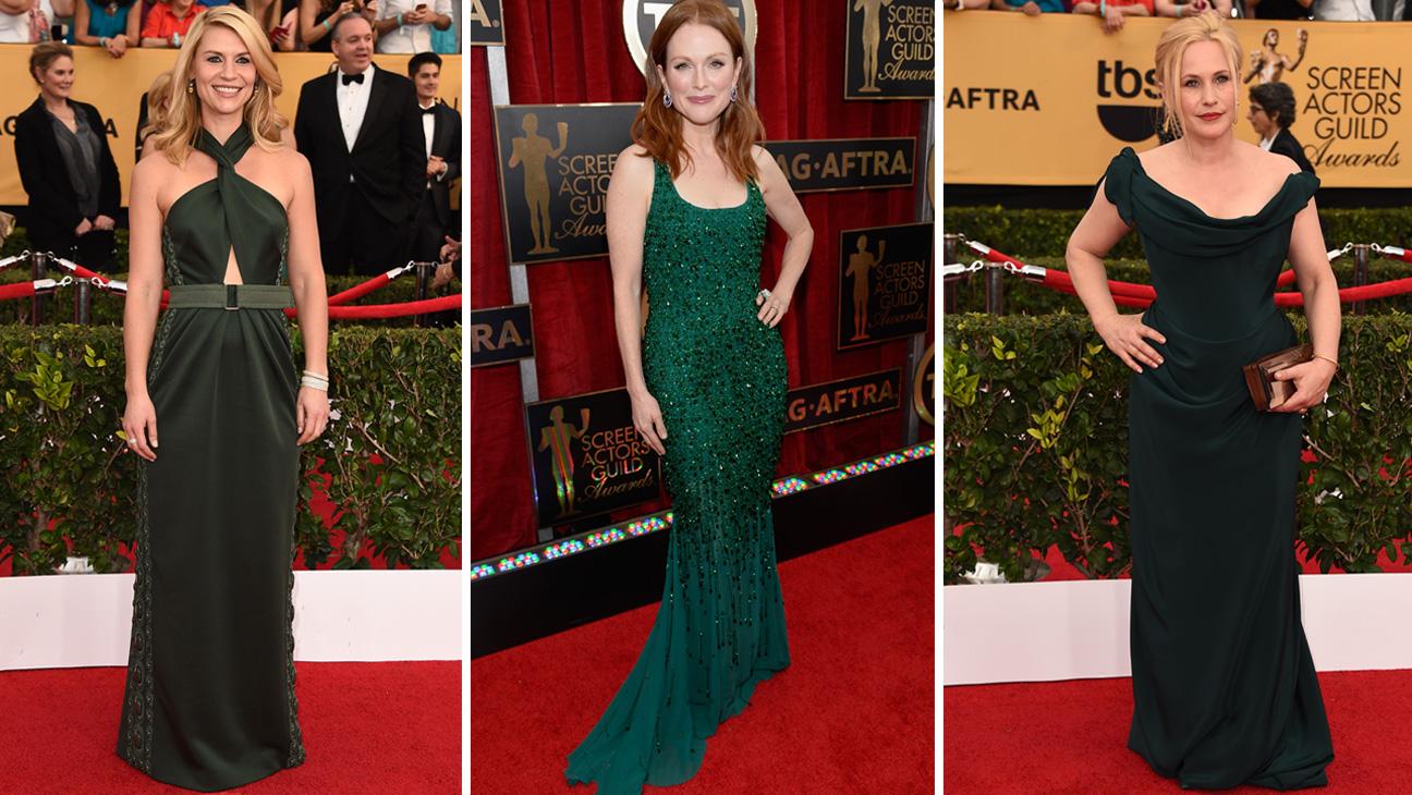 Green Dress - Split 2015
