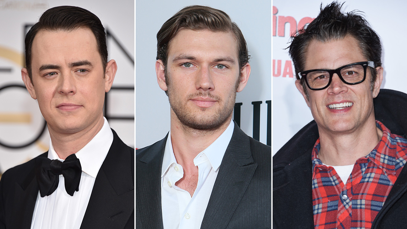 Hanks Pettyfer Knoxville - H 2014