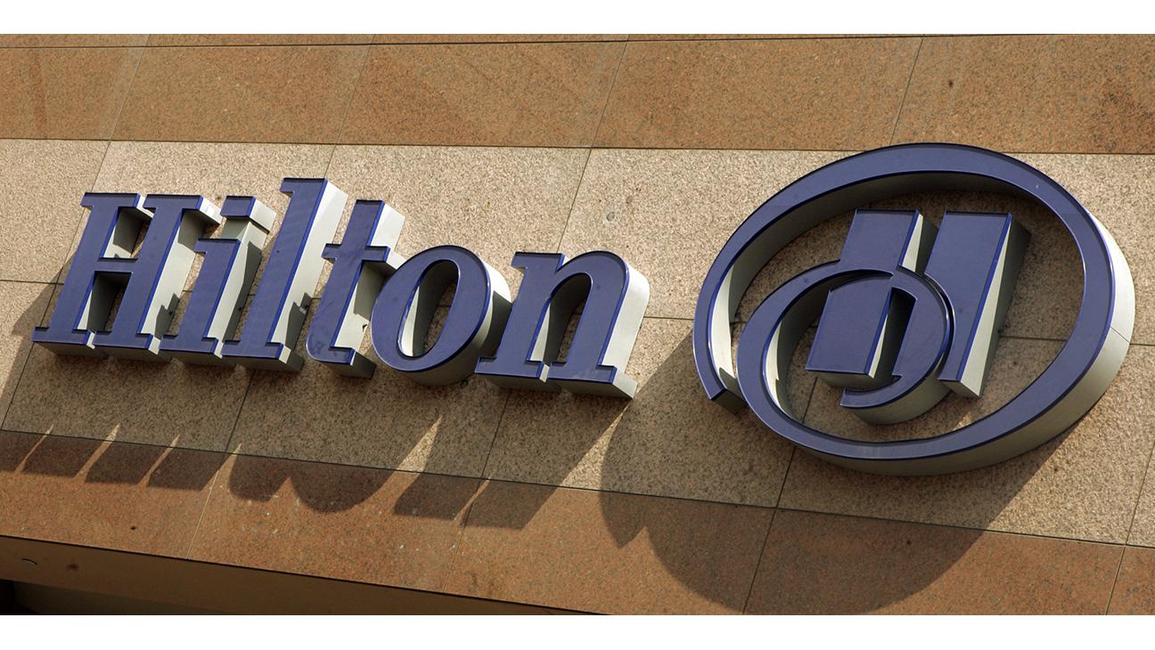 Hilton logo H