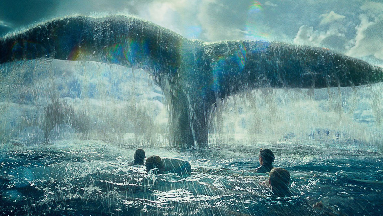 In The Heart of The Sea - H 2015