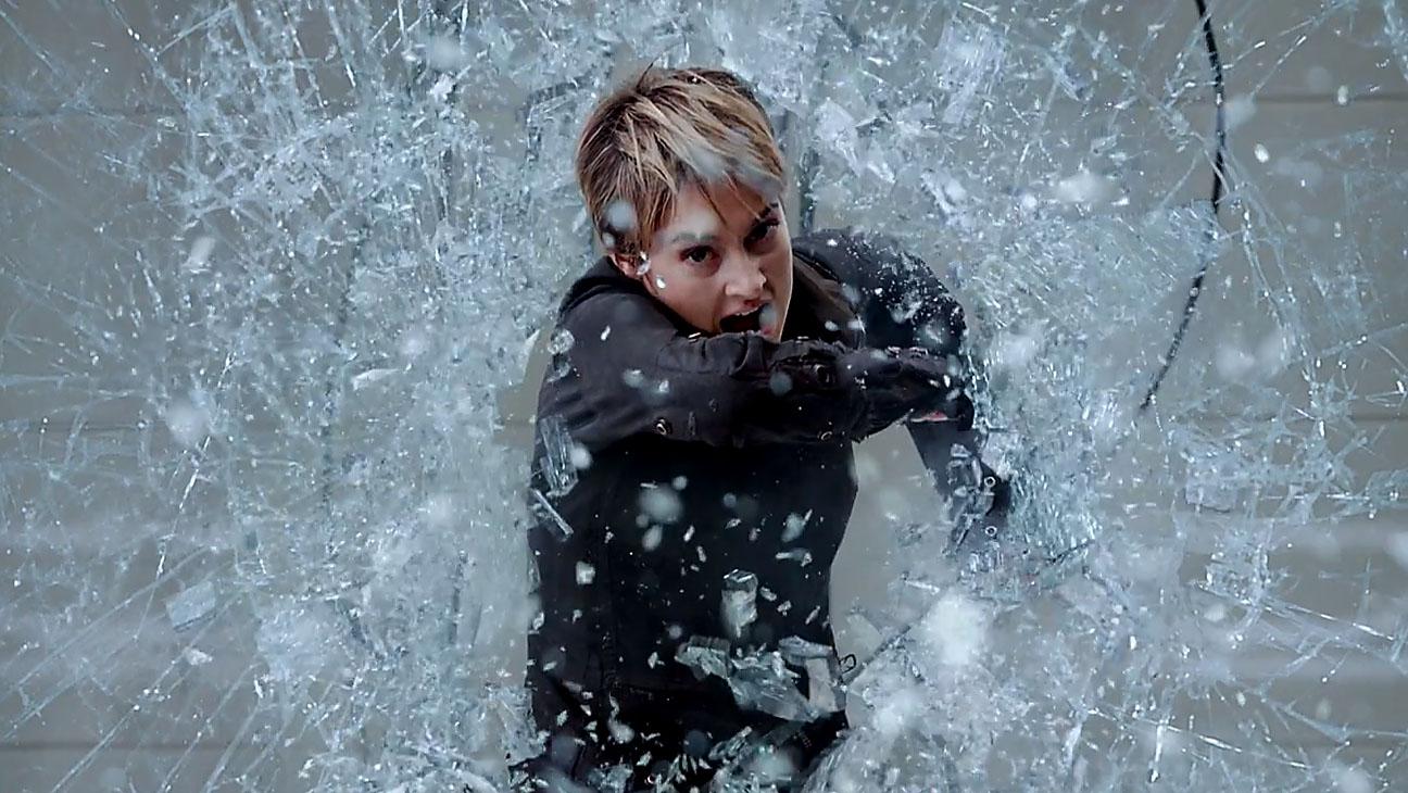 Insurgent Trailer Still - H 2015