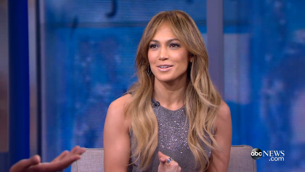 Jennifer Lopez GMA H 2015