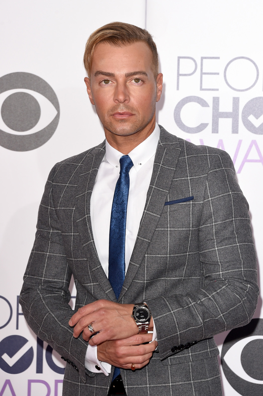 Joey Lawrence People's Choice Awards - P 2014