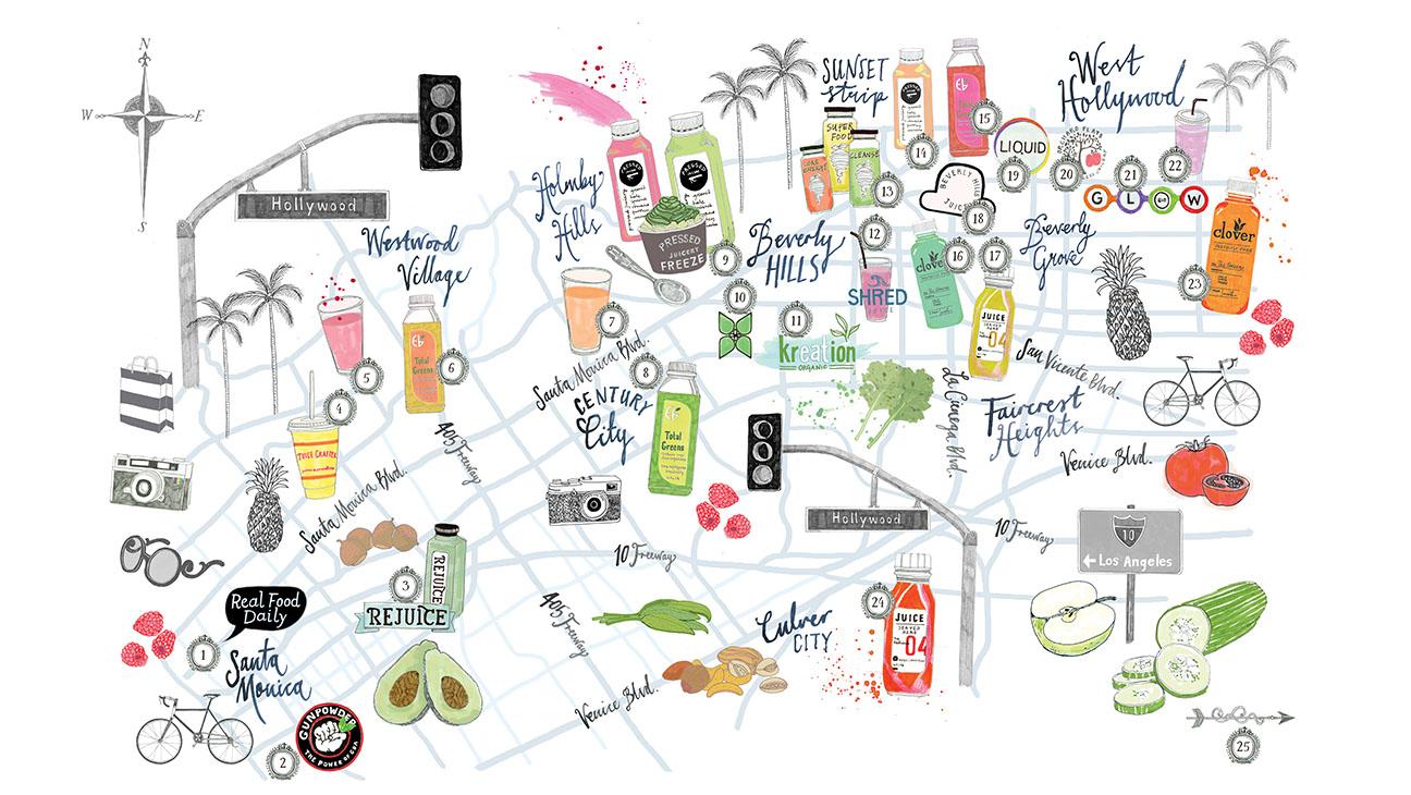 Juice Craze Map Illo - H 2015
