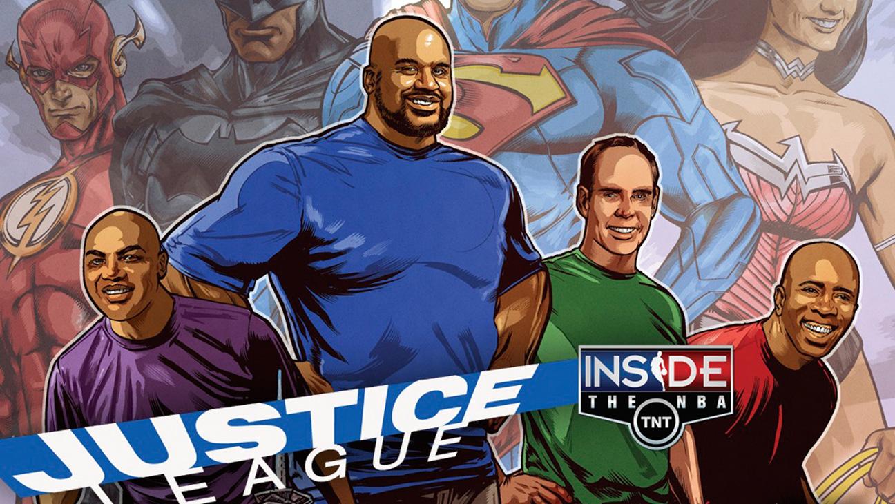 Justice League NBA - H 2014