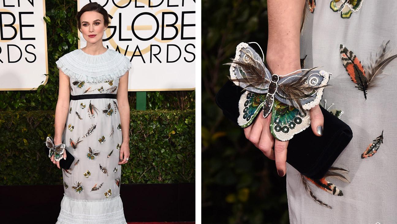Keira Knightley accessories - Split 2015