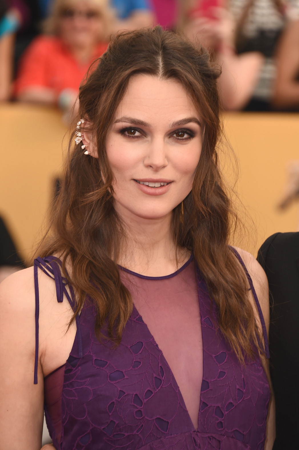 Kiera Knightley Hair - P 2015
