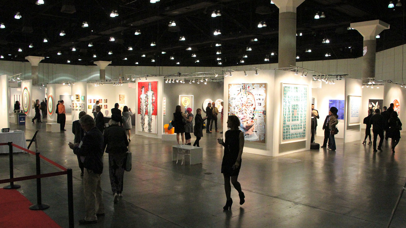LA Art Show - H 2015