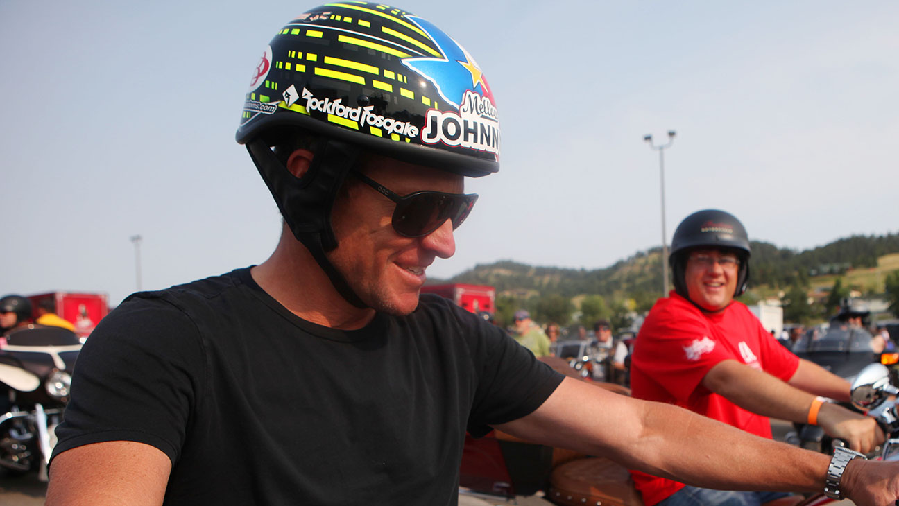 Lance Armstrong - H 2015