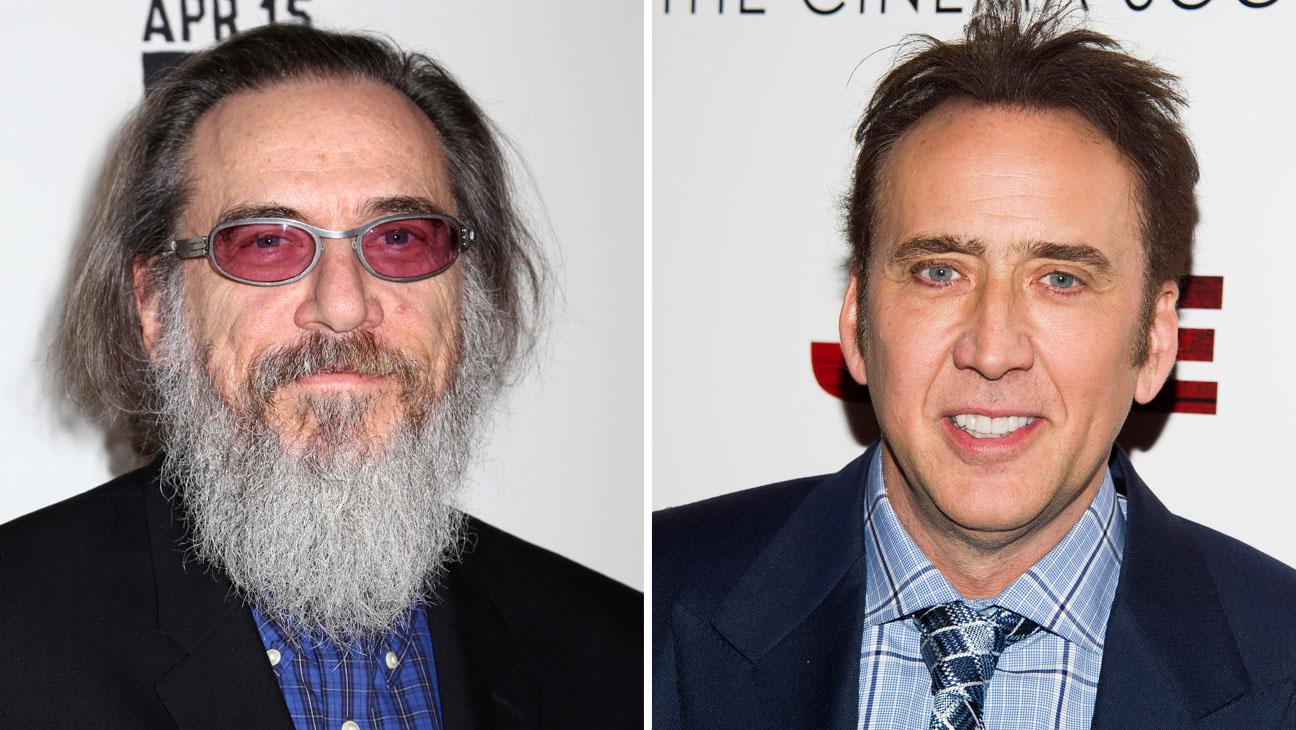 Larry Charles Nicolas Cage Split - H 2015