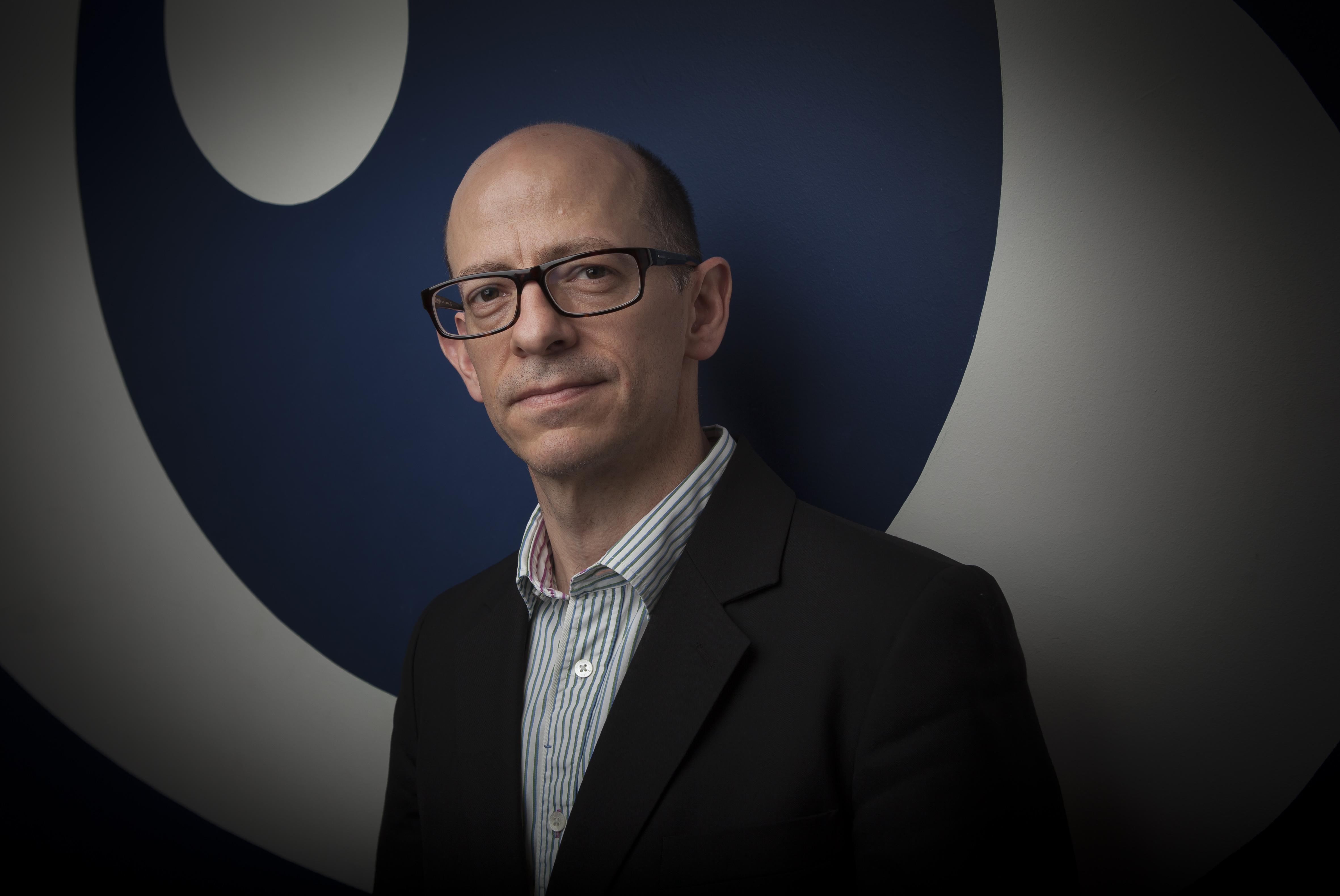 Endemol Shine UK chairman Lucas Church - H 2015