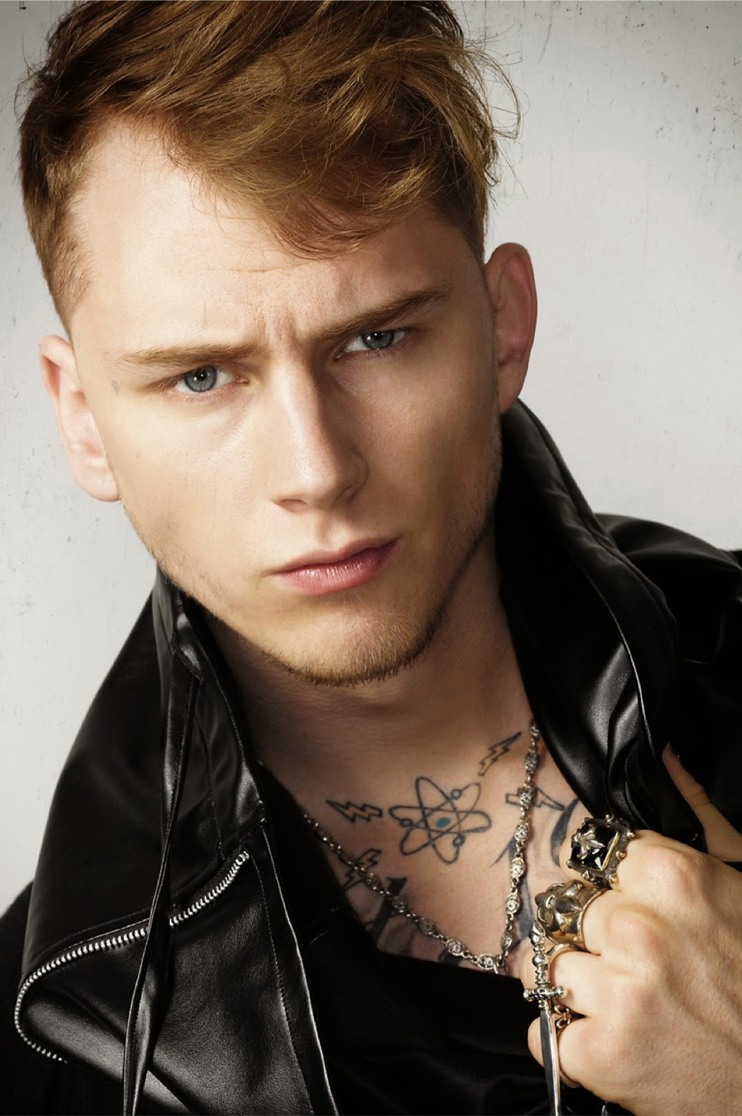 Machine Gun Kelly 2015 P