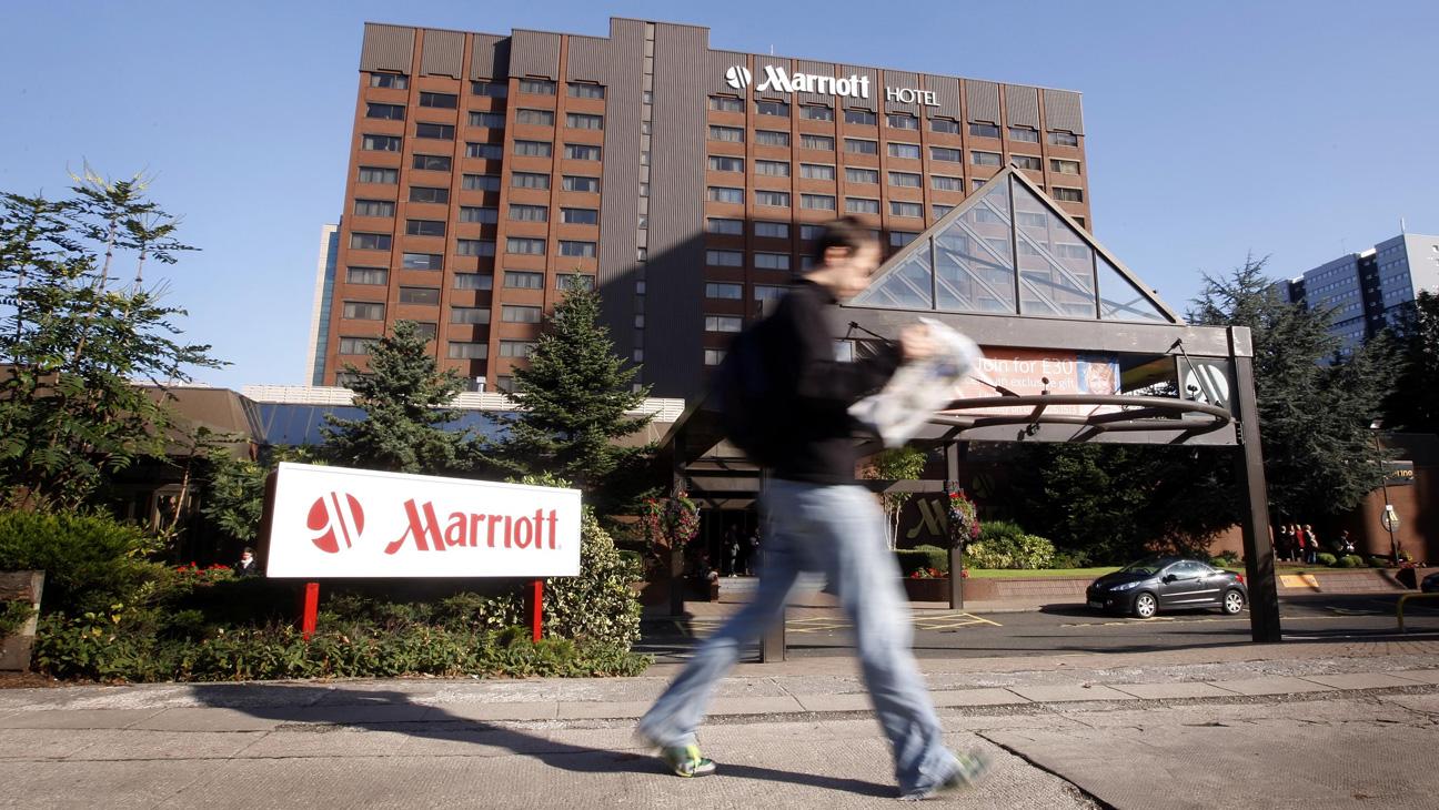Marriott Hotel - H 2015