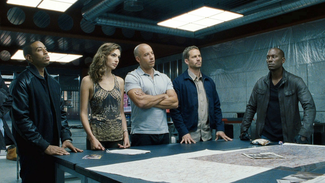 Fast and Furious 6 - H 2015