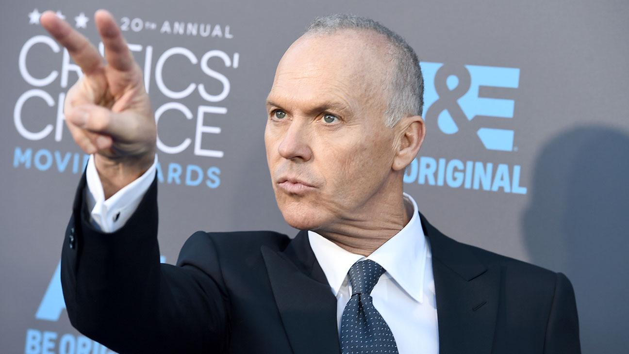 Michael Keaton Critics Choice Awards - H 2015