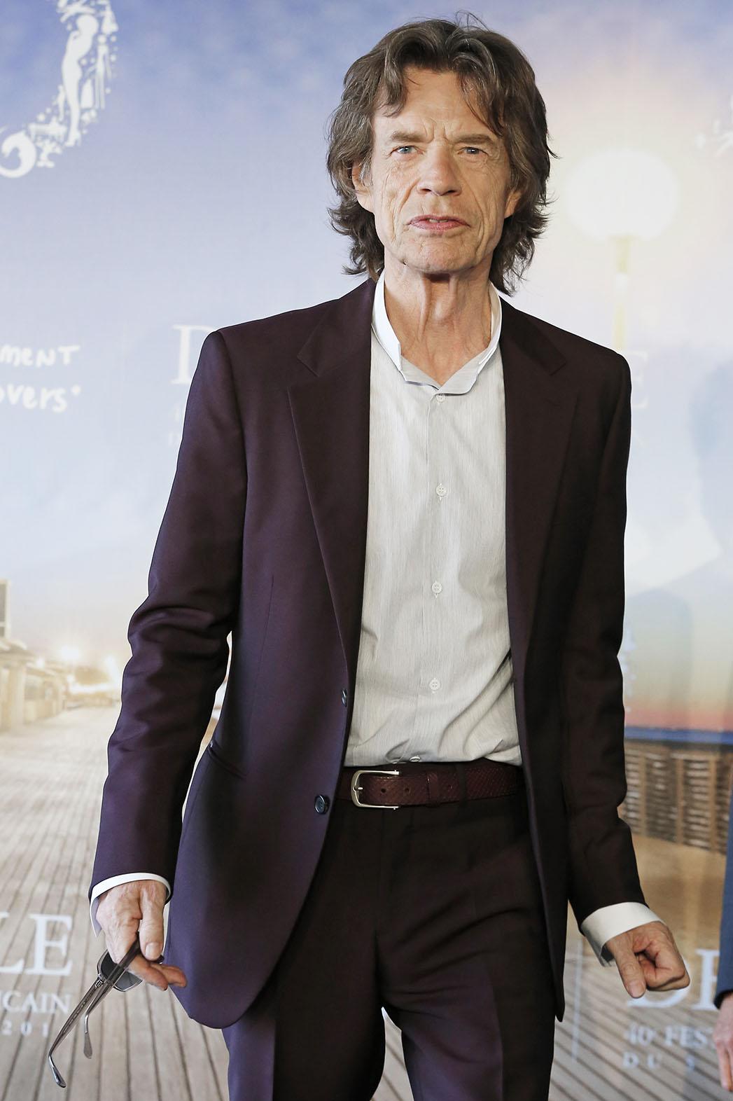 Mick Jagger - P 2015