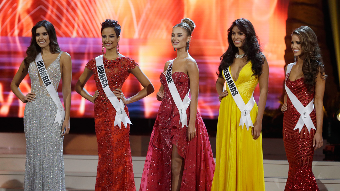 Miss Universe Pageant - H 2015