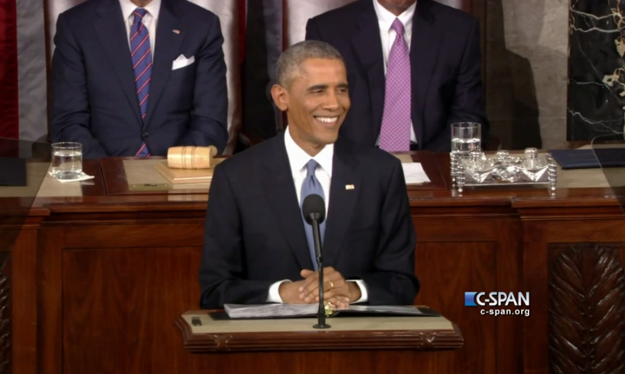President Obama SOTU - H 2015
