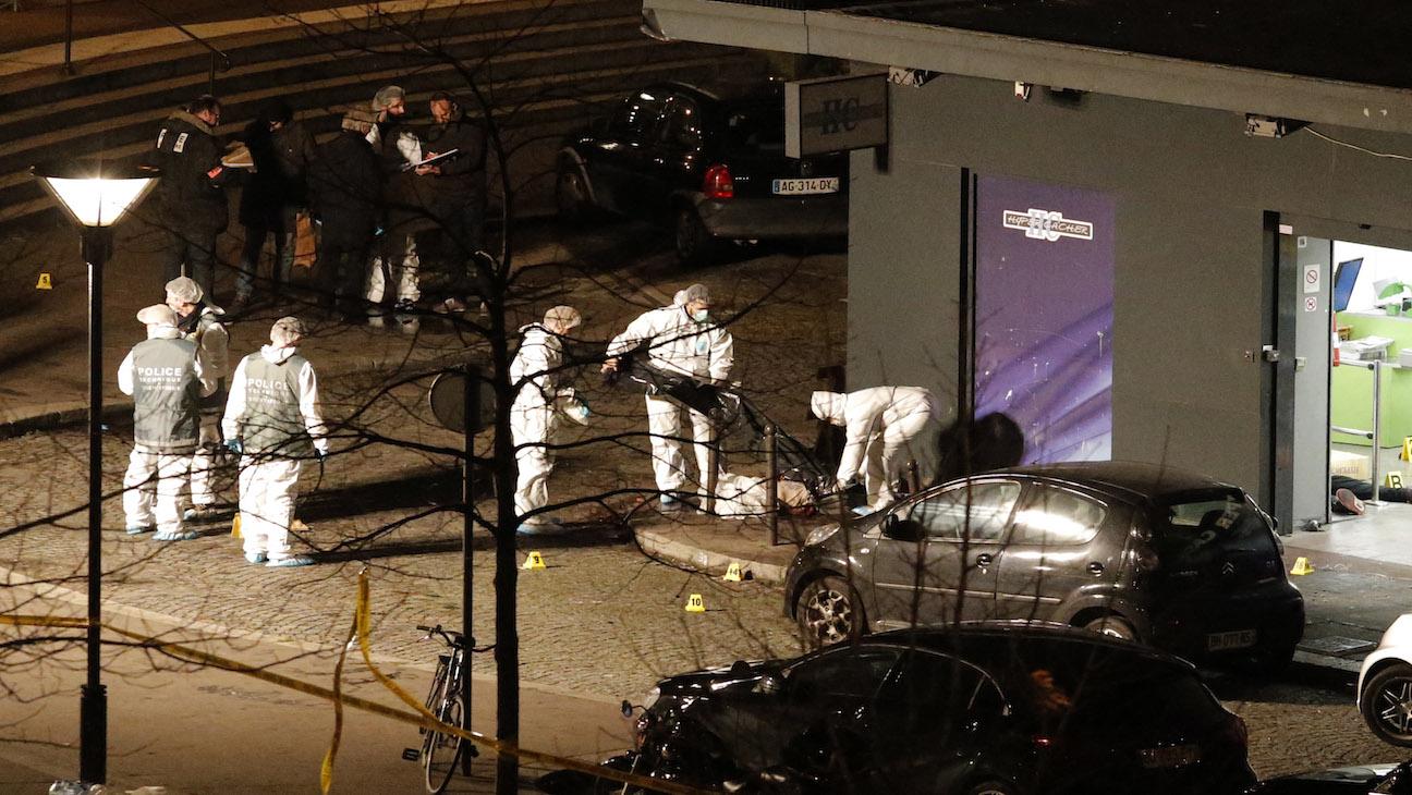 Paris Jewish Deli Attack