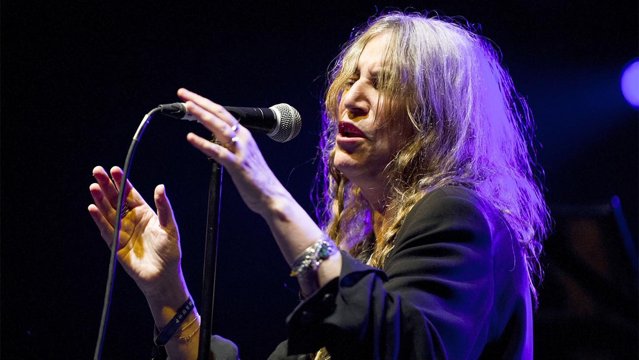 Patti Smith live 2014 H