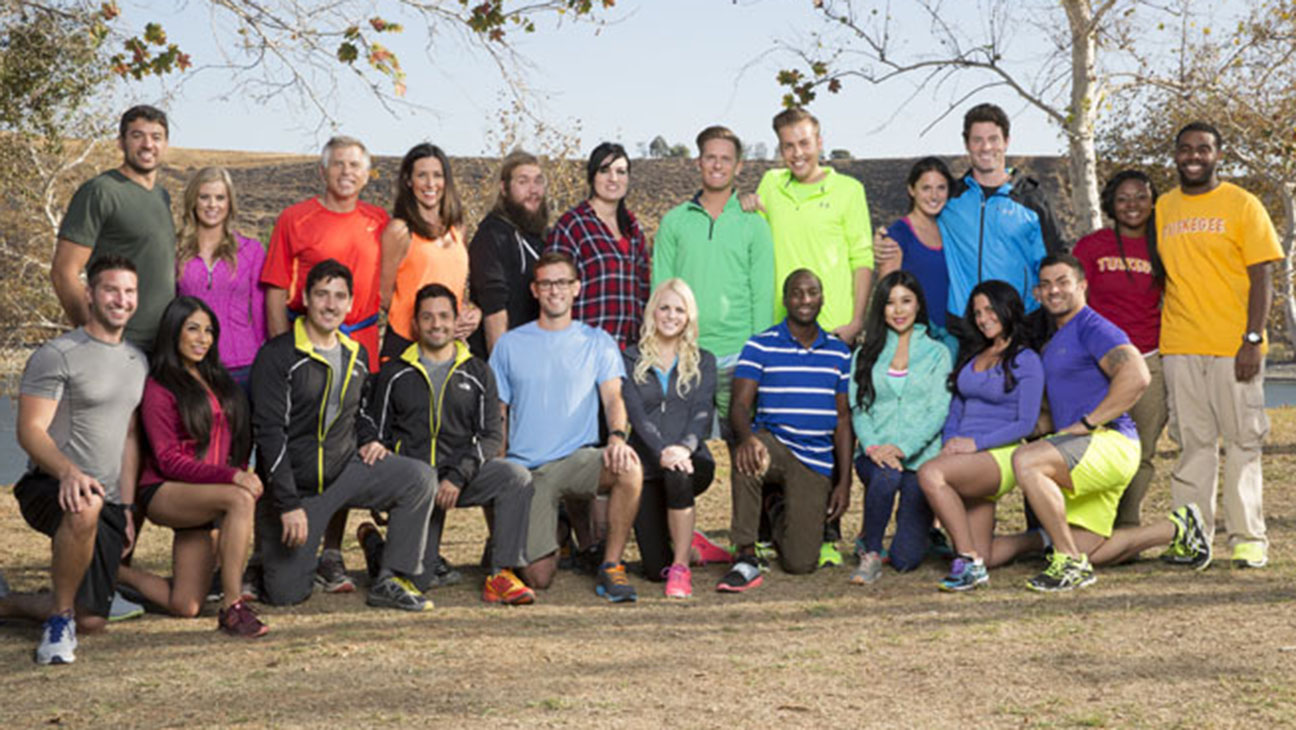 Amazing Race Season 26 cast - H 2015