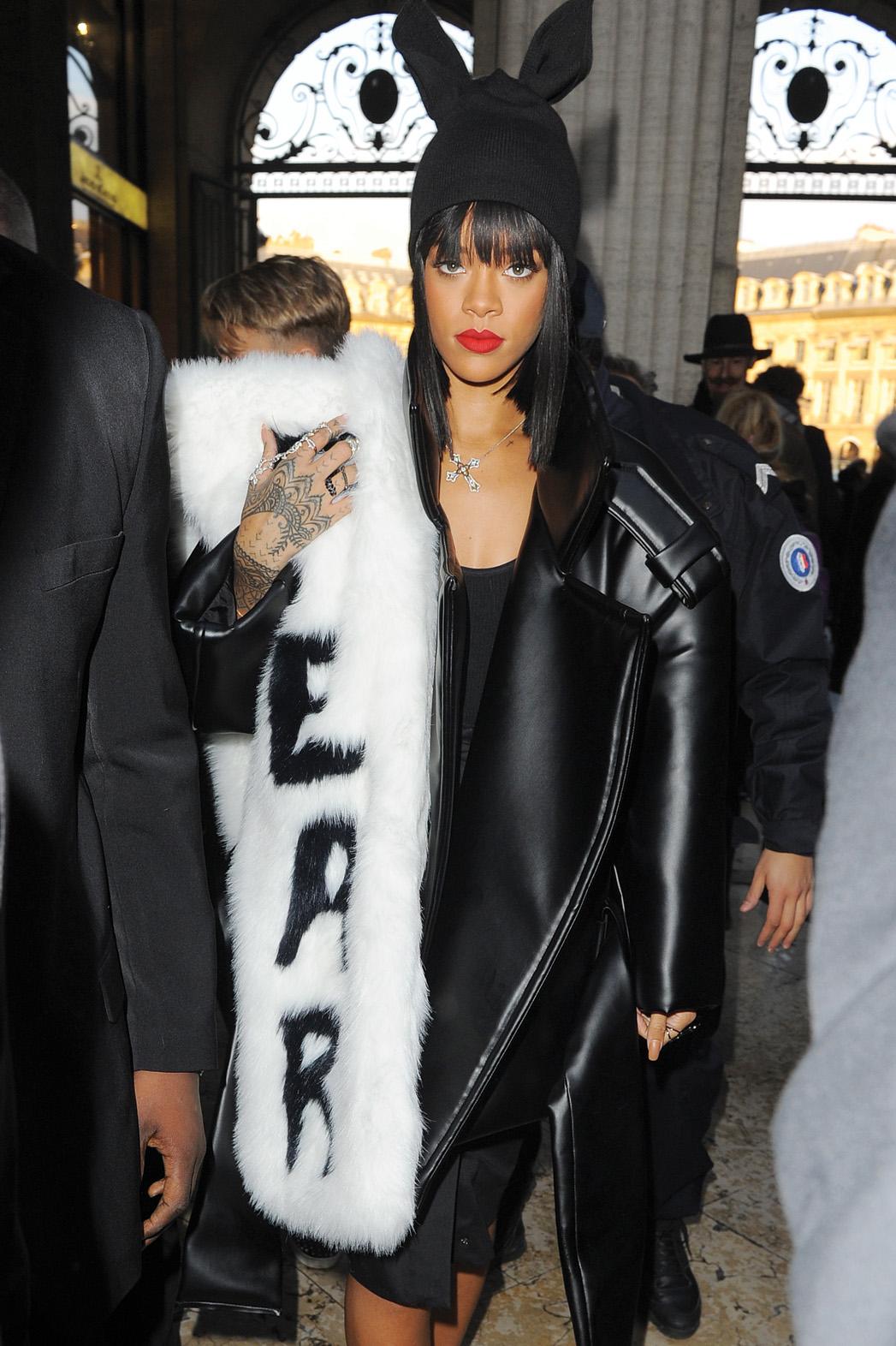 Rihanna - P 2014