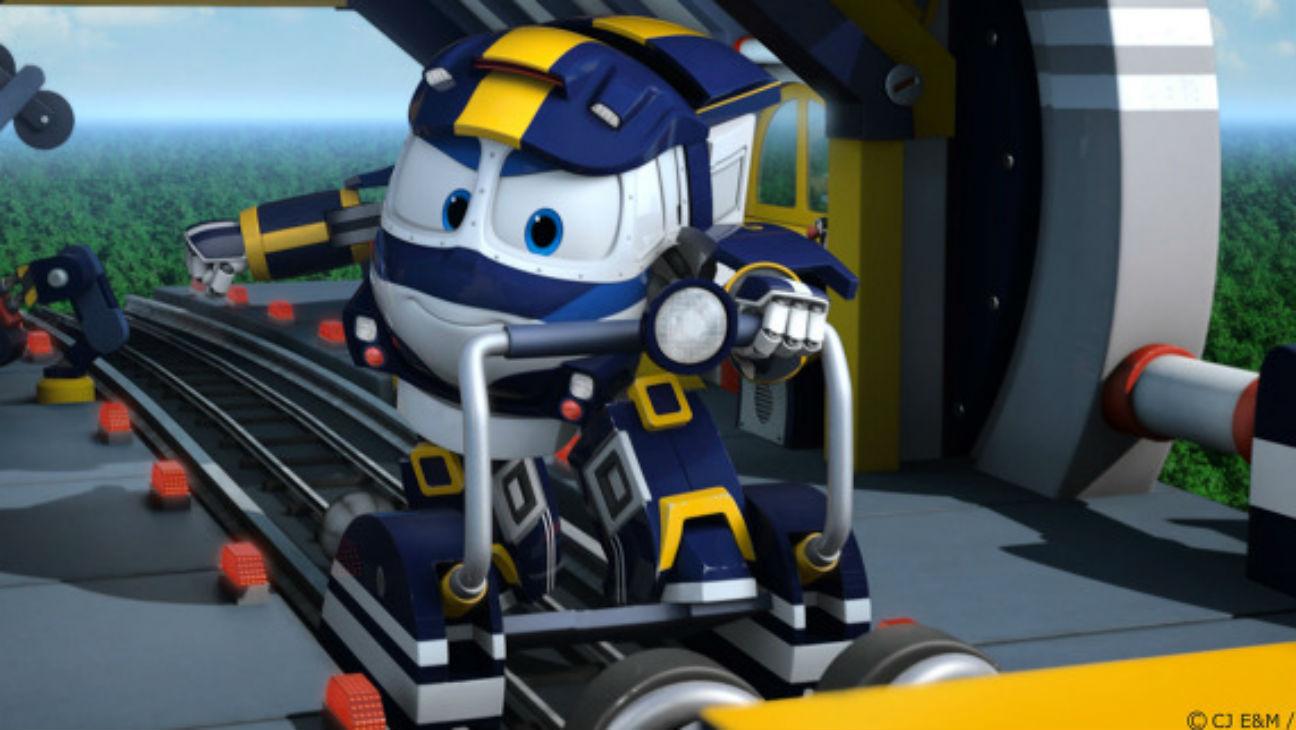 'Robot Trains RT' still - H 2015