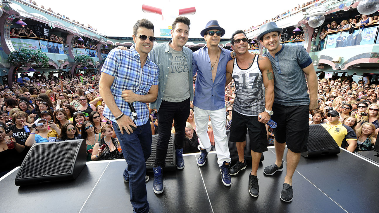 Rock This Boat New Kids on the Block Still - H 2015
