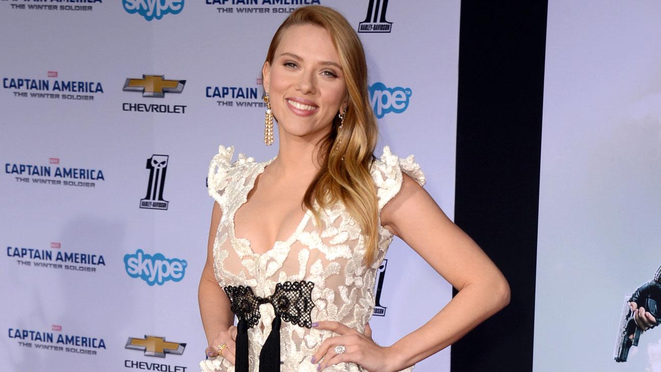 Scarlett Johansson - H 2014