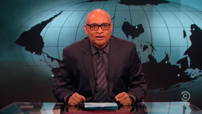 Larry Wilmore Nightly Show - H 2015