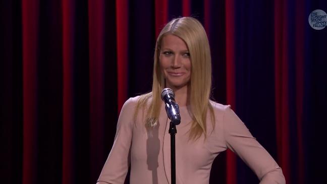 Gwyneth Paltrow Tonight Show Still - H 2015
