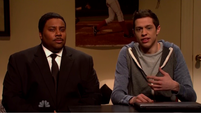 SNL Cold Open MLK - H 2015