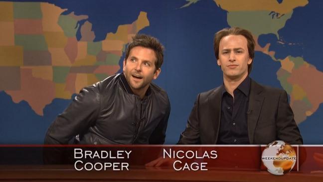 Bradley Cooper SNL Still - H 2015