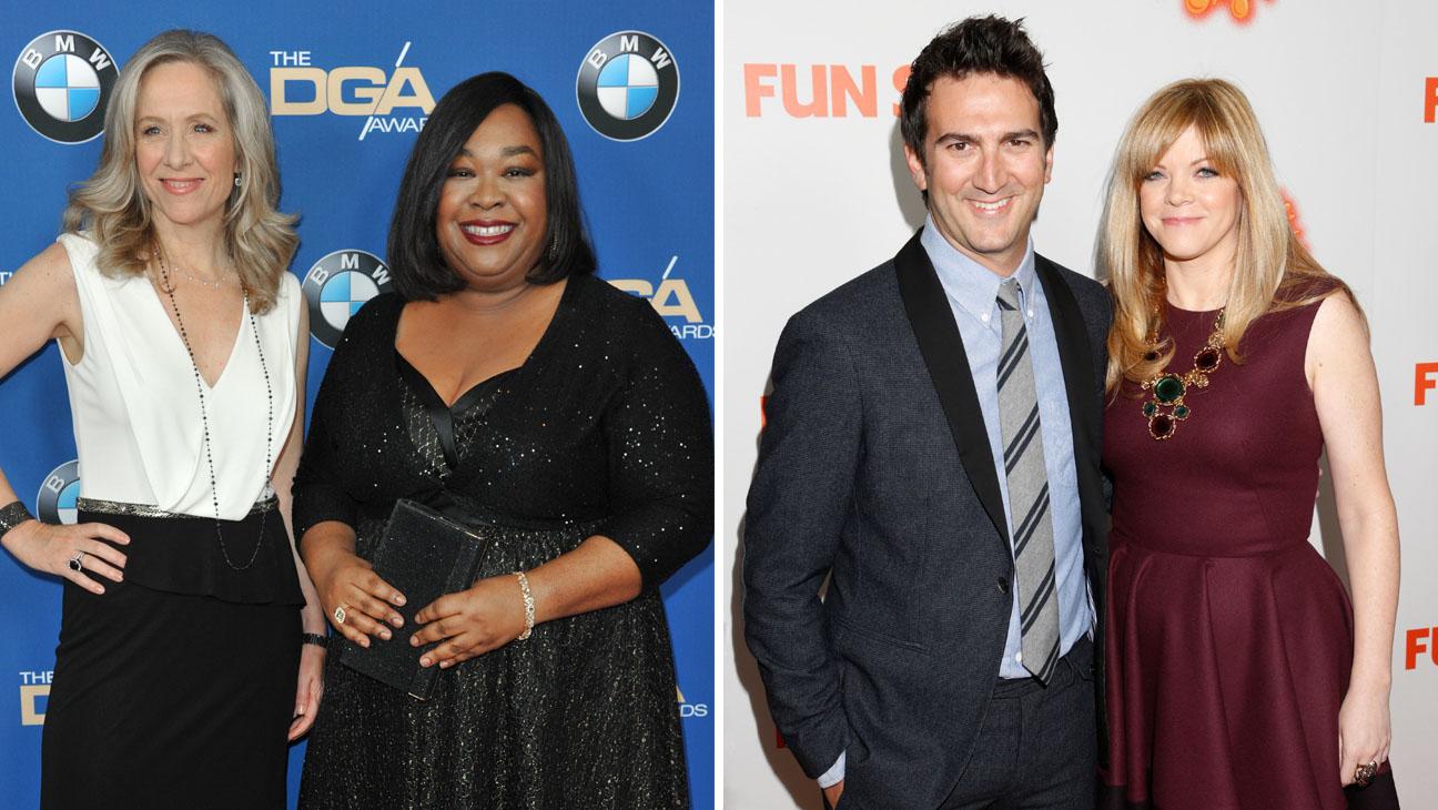Shonda Rhimes Betsy Beers and Josh Schwartz Stephanie Savage Split - H 2015