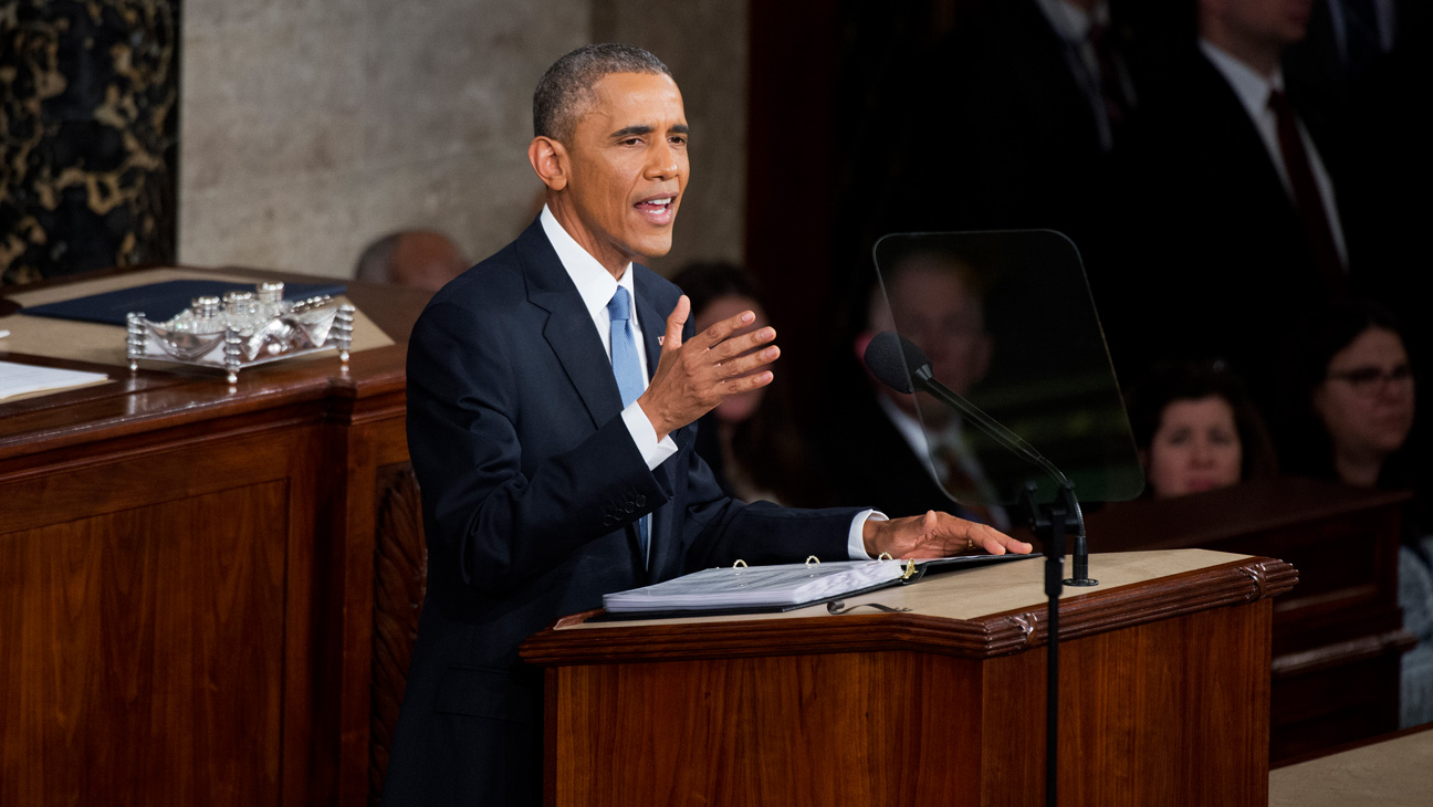 President Obama State of the Union - H 2014