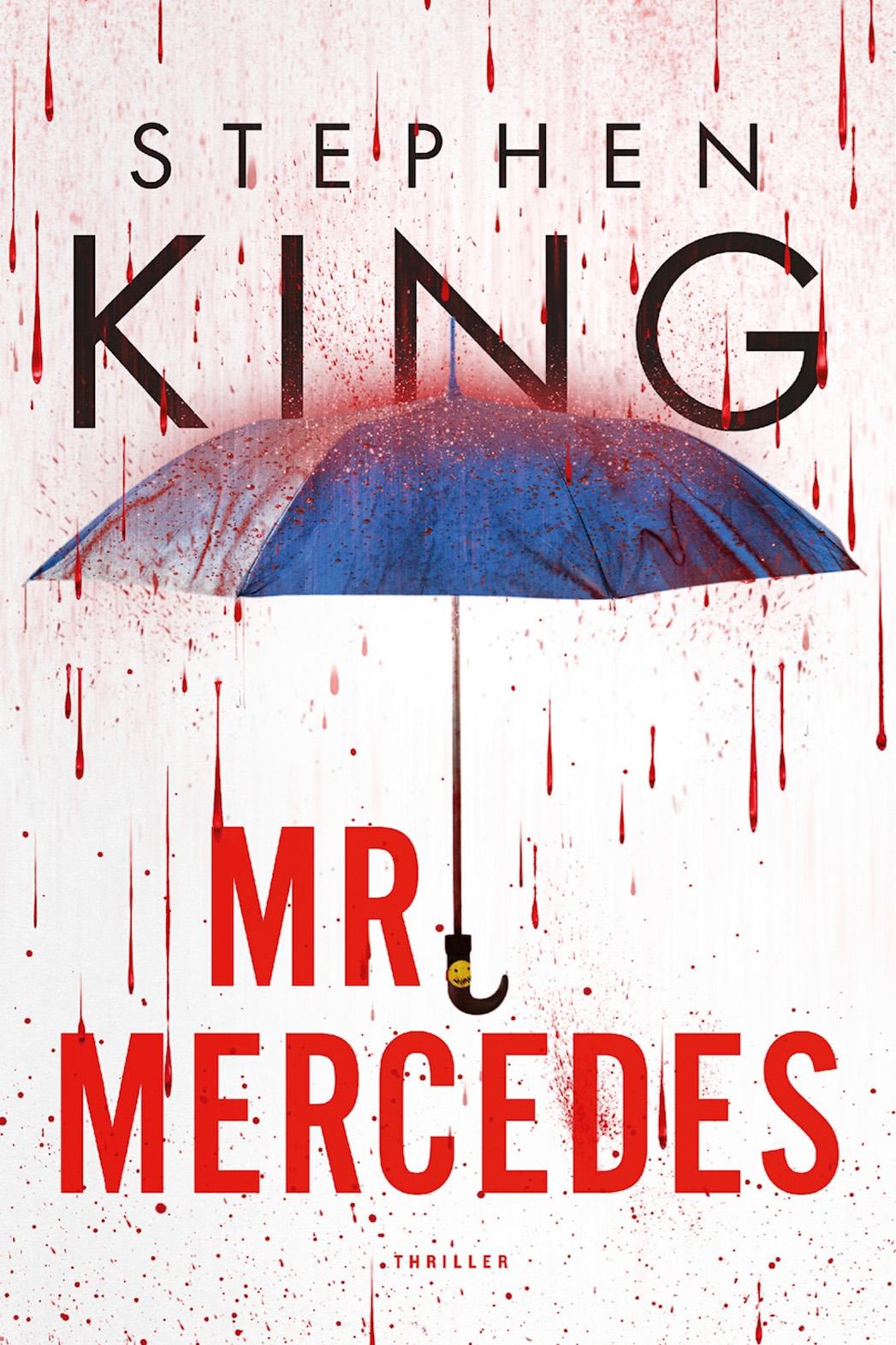 Stephen King Mr. Mercedes - P 2014