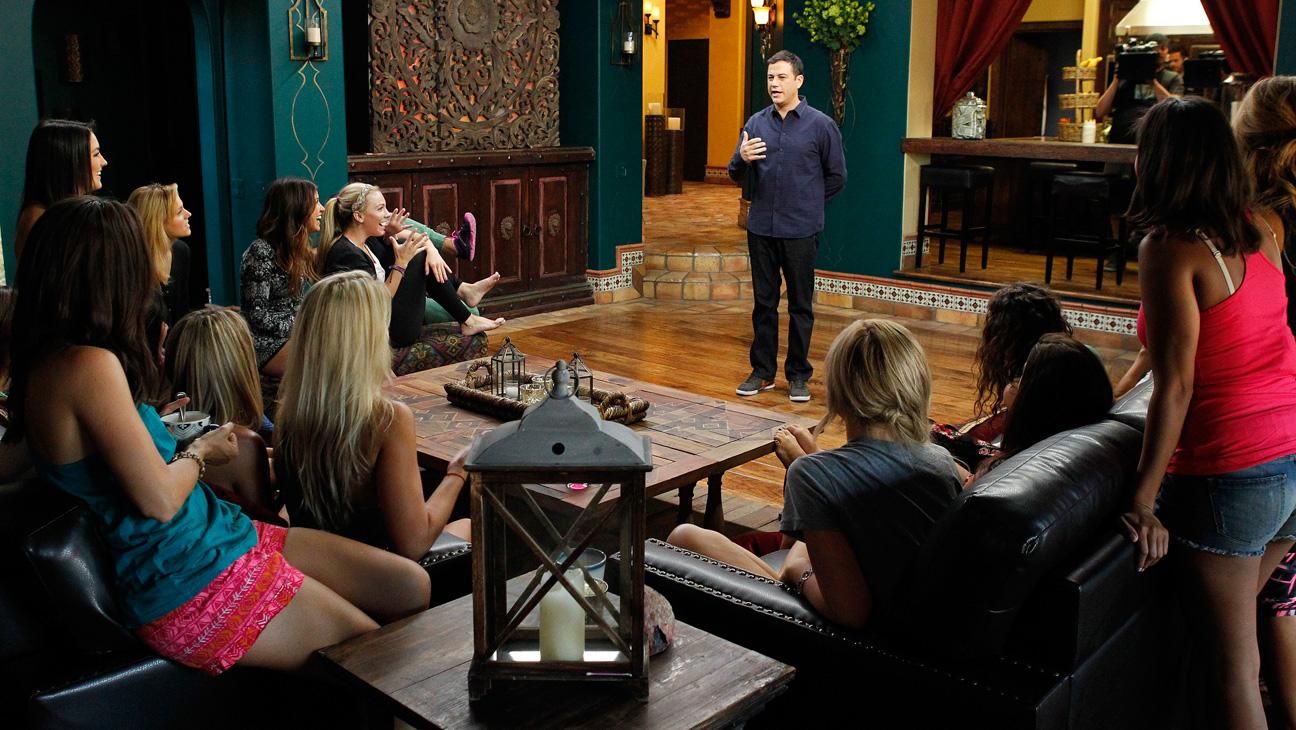 The Bachelor Jimmy Kimmel - H 2015