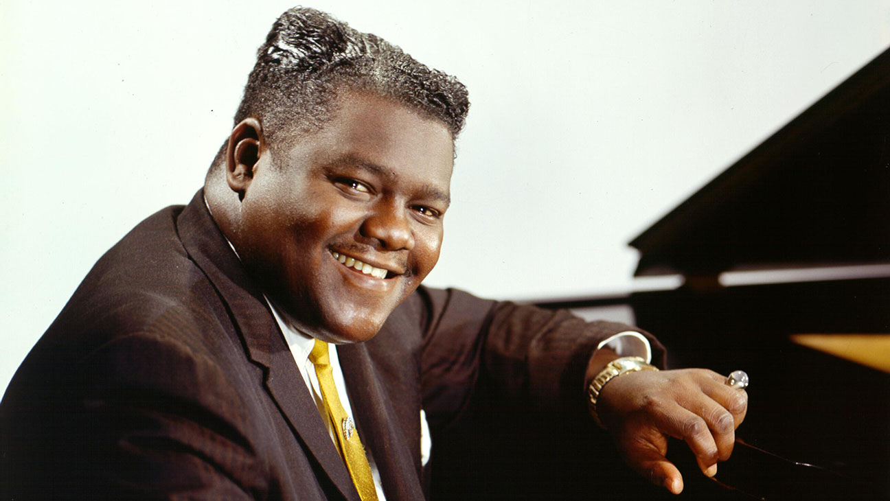 The Big Beat Fats Domino Still - H 2015
