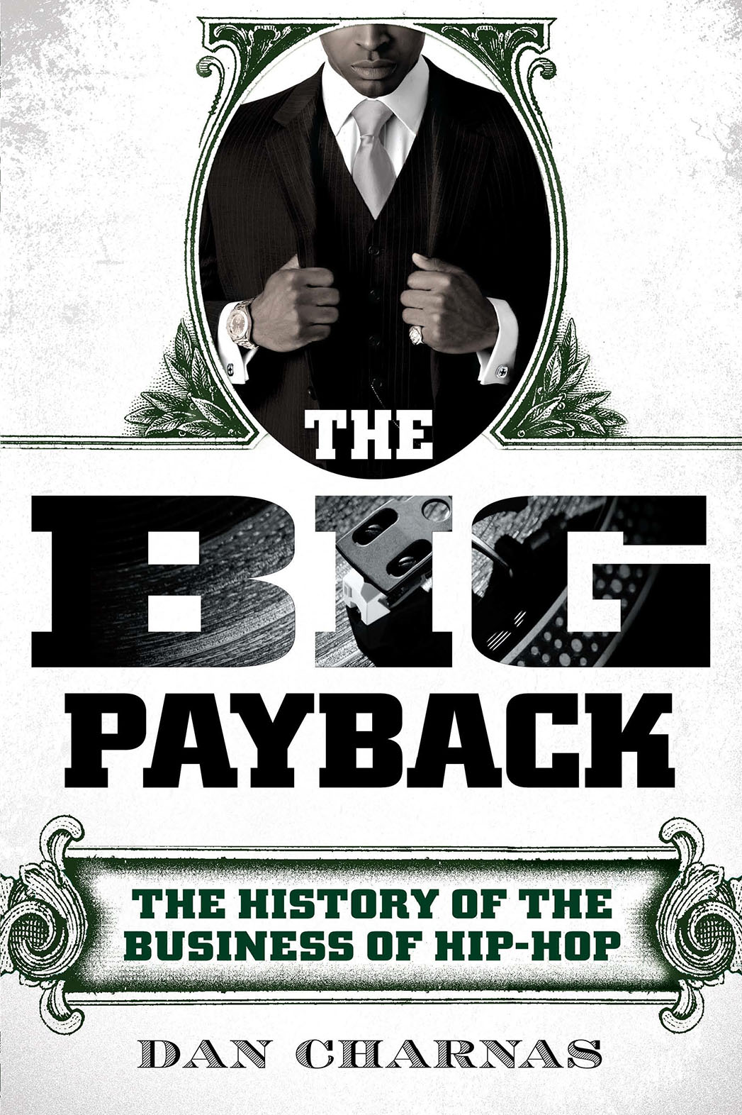 The Big Payback Cover - P 2015