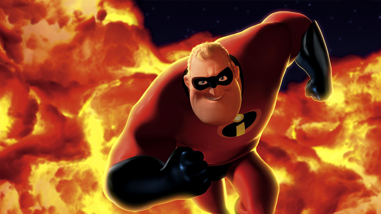 The Incredibles Mr Incredible Still - H 2015