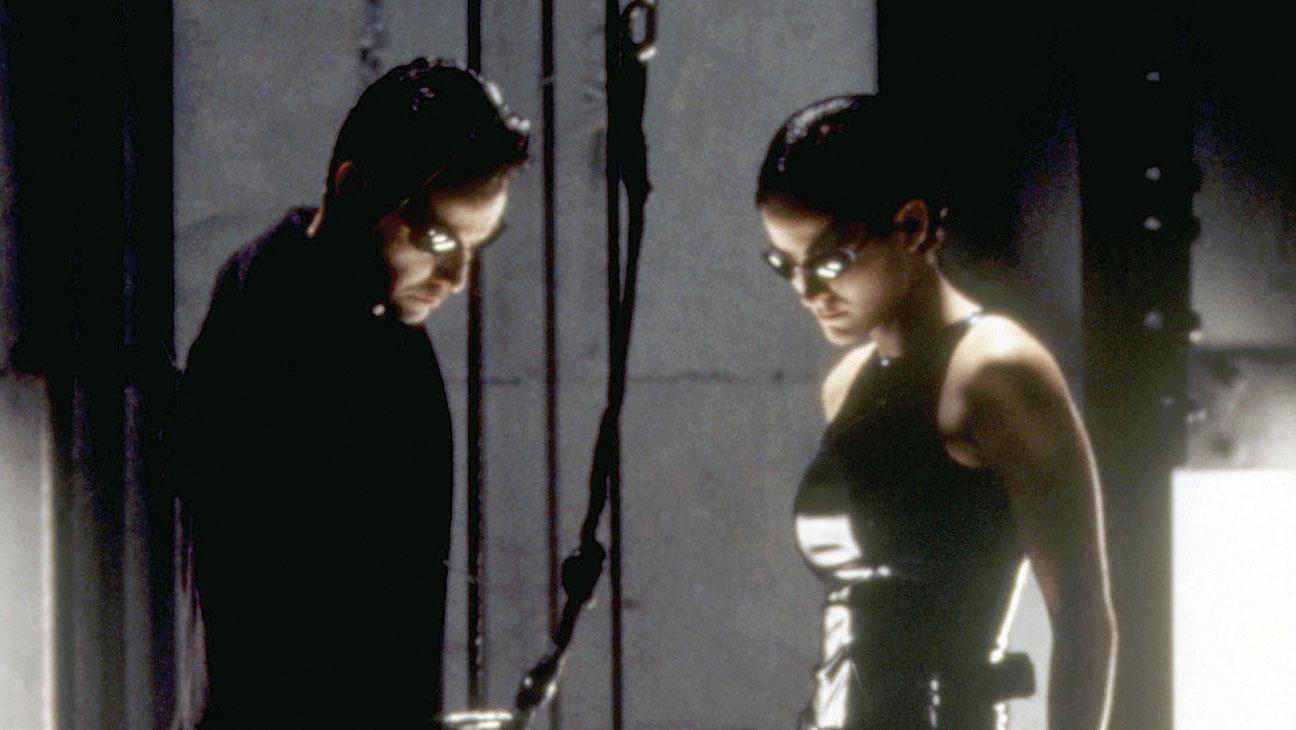 The Matrix Still - H 2015