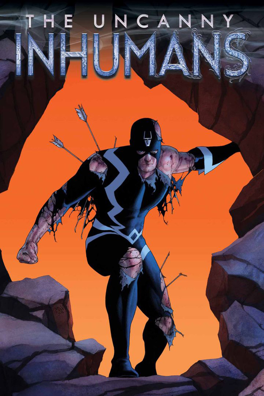 The Uncanny Inhumans - P 2014