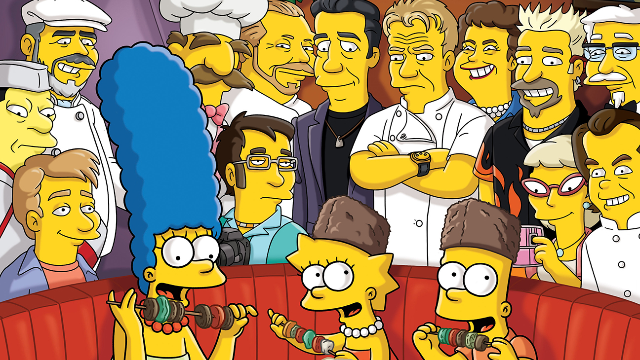 The Simpsons episode The Food Wife - H 2015