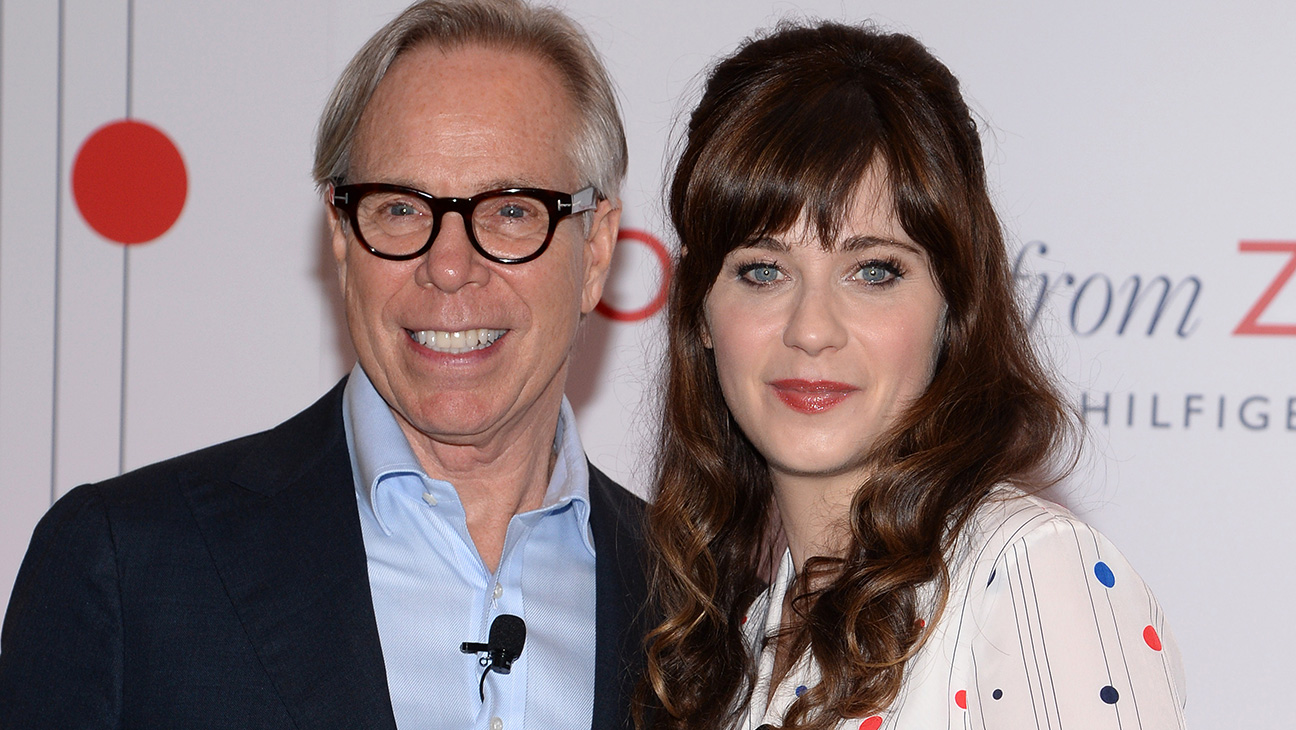 Tommy Hilfiger and Zoey Deschanel - H 2014