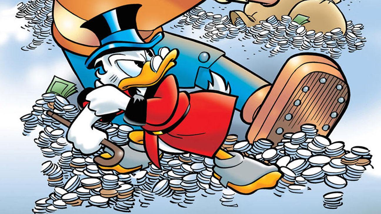 Uncle Scrooge - H 2015
