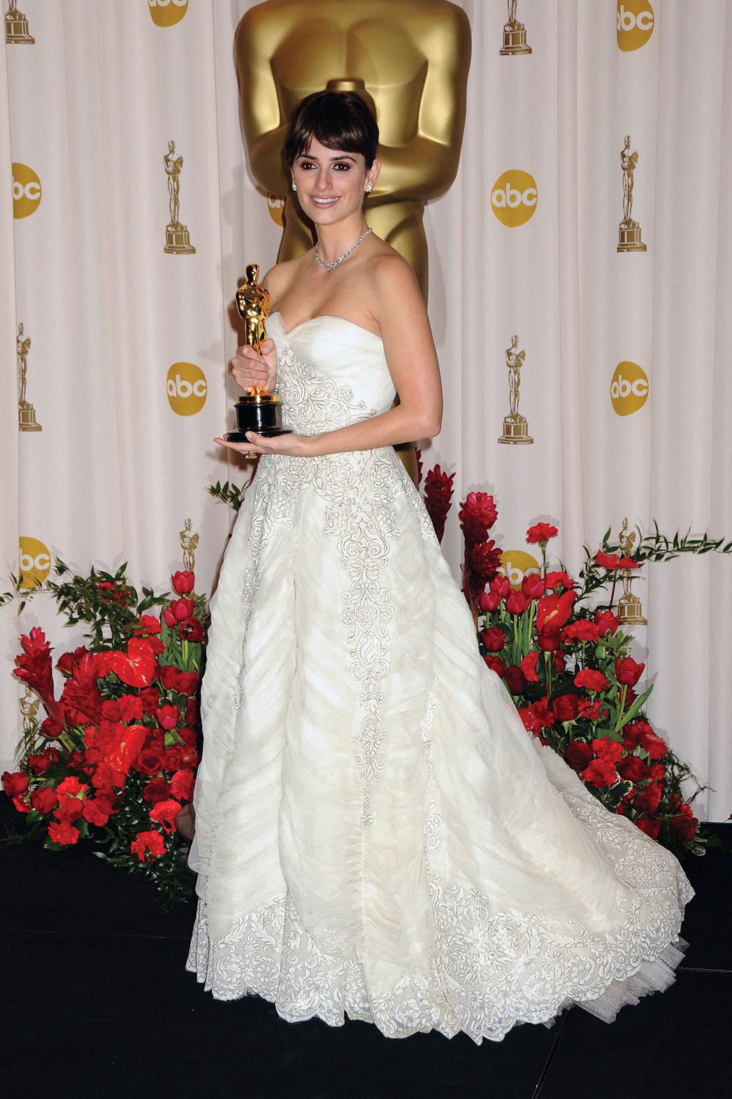 White Hot (25% of Oscar Winners)