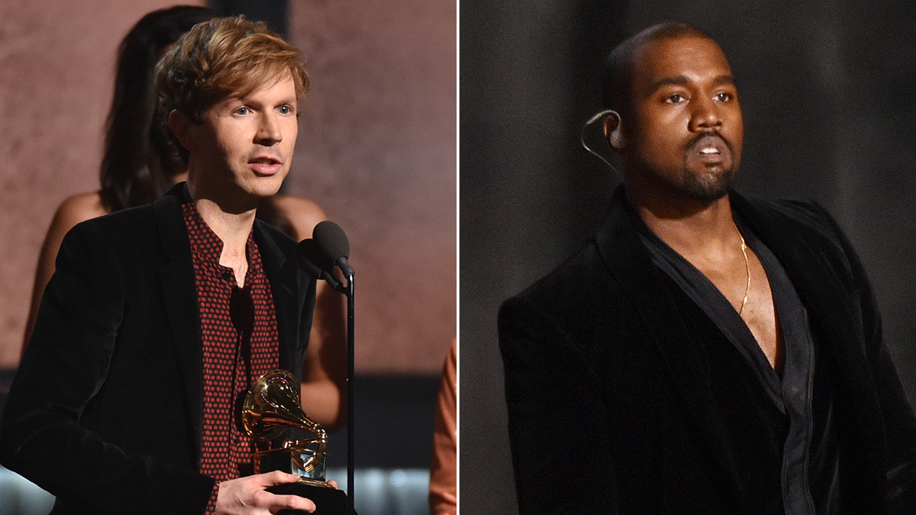 Beck and Kanye West